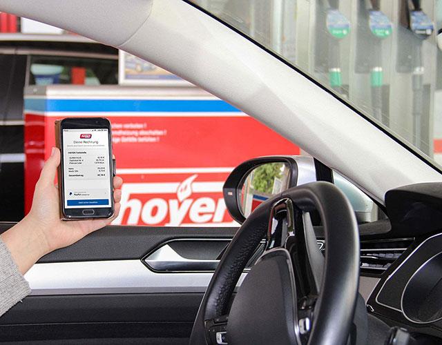 Hoyer wird Partner im Connected Fueling Netzwerk